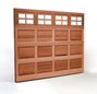 Clopay Garage Doors - Classic Wood